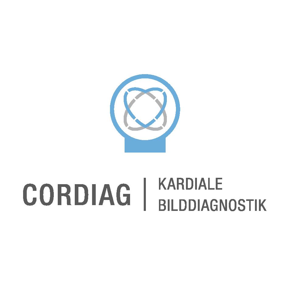 Logo Cordiag –Kardinale Bilddiagnostik