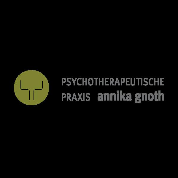 Logo Psychotherapeutische Praxis Annika Gnoth