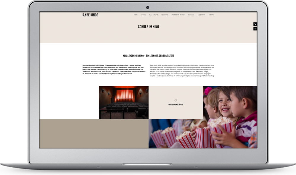 Homepage Rabe Kinos Konstanz