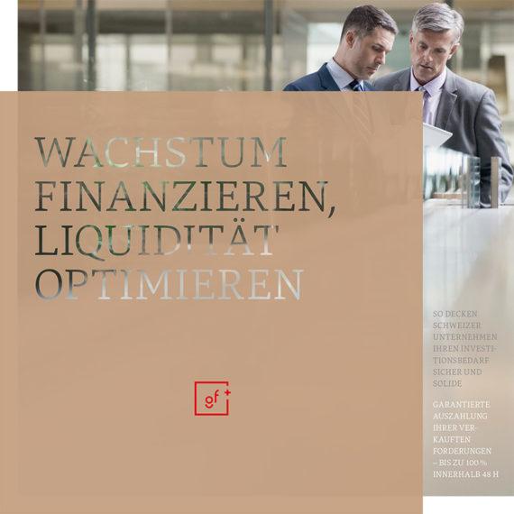 KOCHUNDSIMON – Editorial Design für GOFACTORING Zürich