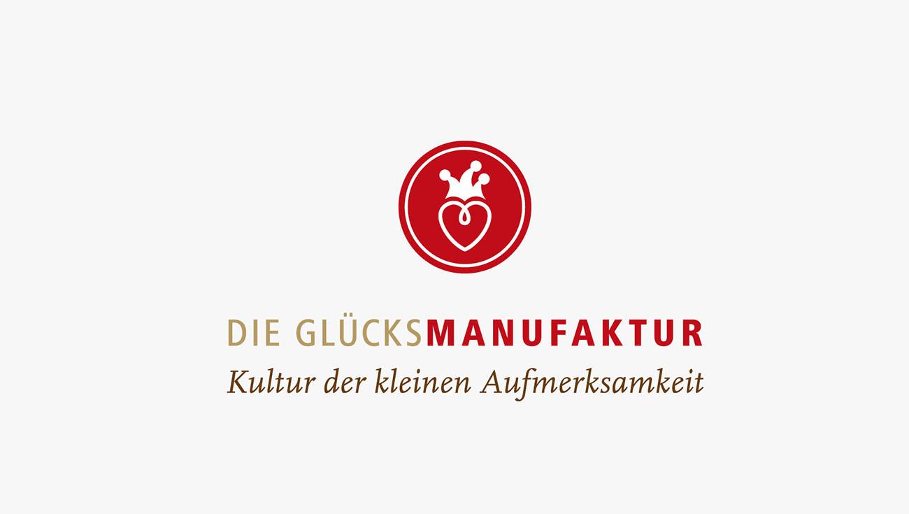 DIE GLÜCKSMANUFAKTUR – Logo