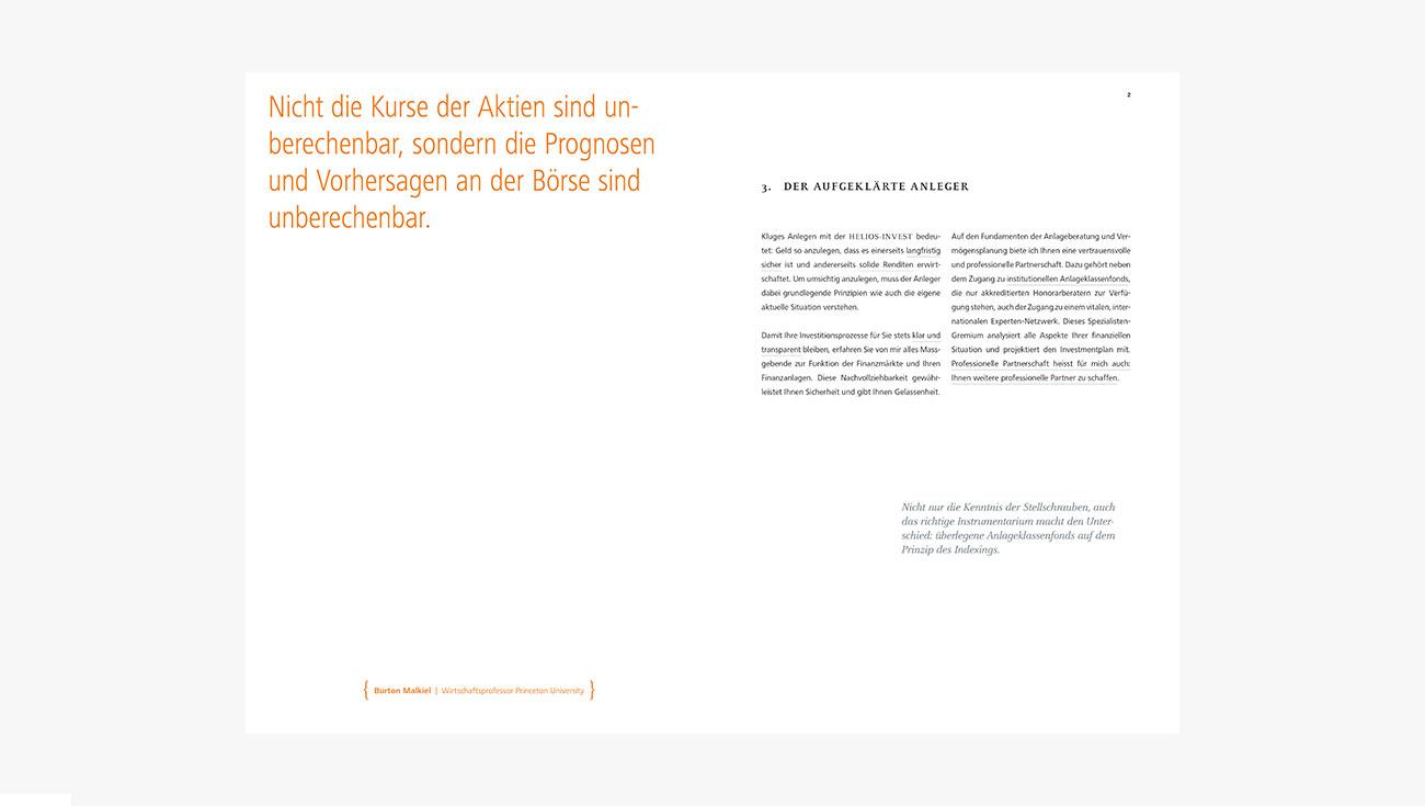 KOCHUNDSIMON Editorial Design – Helios Invest